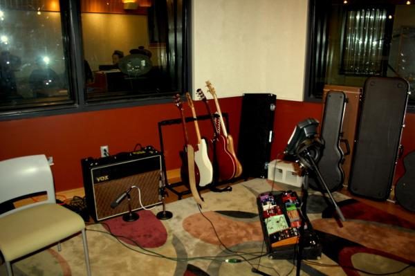 David Letterman Studios @ Ball State University