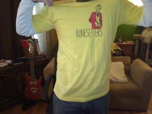 Bonesetters T-Shirt
